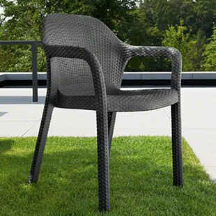 Carver Stacking Dining Arm Chair Image