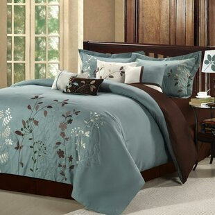 Red Barrel Studio Lovejoy 8 Piece Comforter Set
