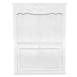 Quezada 49 X 67cm Wall Mounted Cabinet By Brambly Cottage