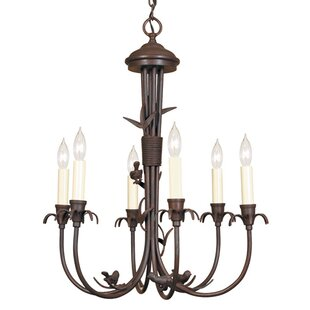 Astoria Grand Solway 6-Light Chandelier