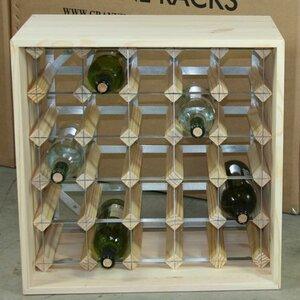 Weinregal für 25 Fl. von Cranville Wine Racks