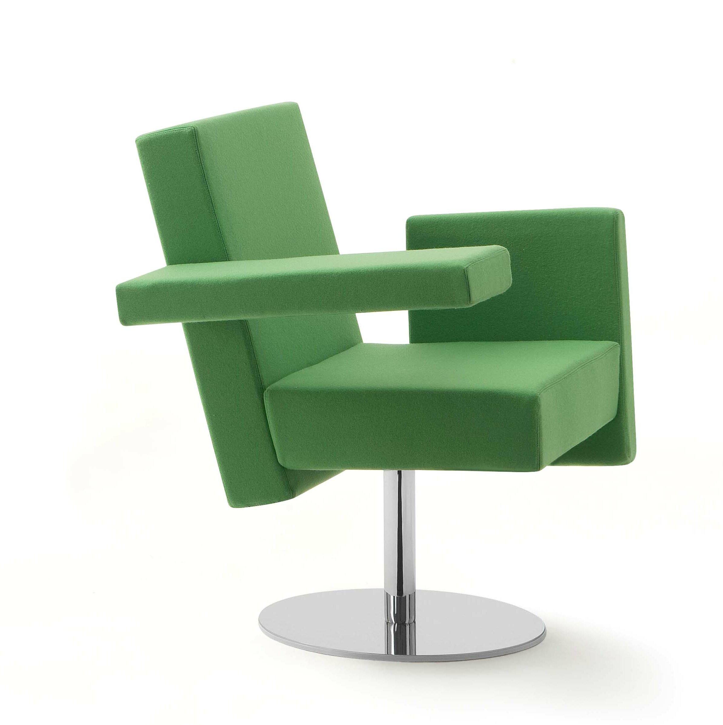 Groovy Meet Me Swivel Arm Guest Chair Theyellowbook Wood Chair Design Ideas Theyellowbookinfo