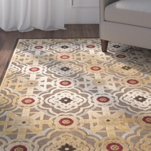 imperial palace brownred area rug - Martha Stewart Rugs