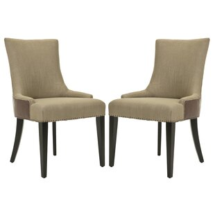 Alpha Centauri Upholstered Side Chair by ..