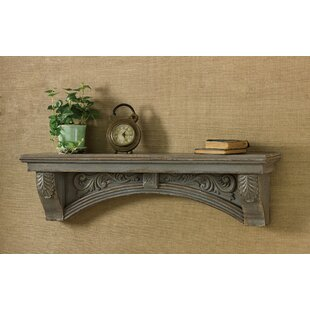Aged Mantle Shelf