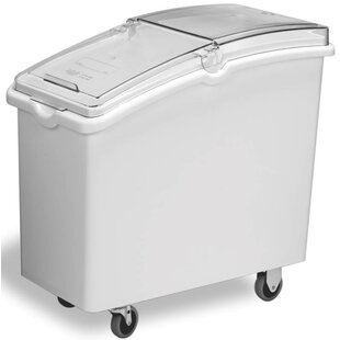 Mobile Ing Bin Food Storage Container