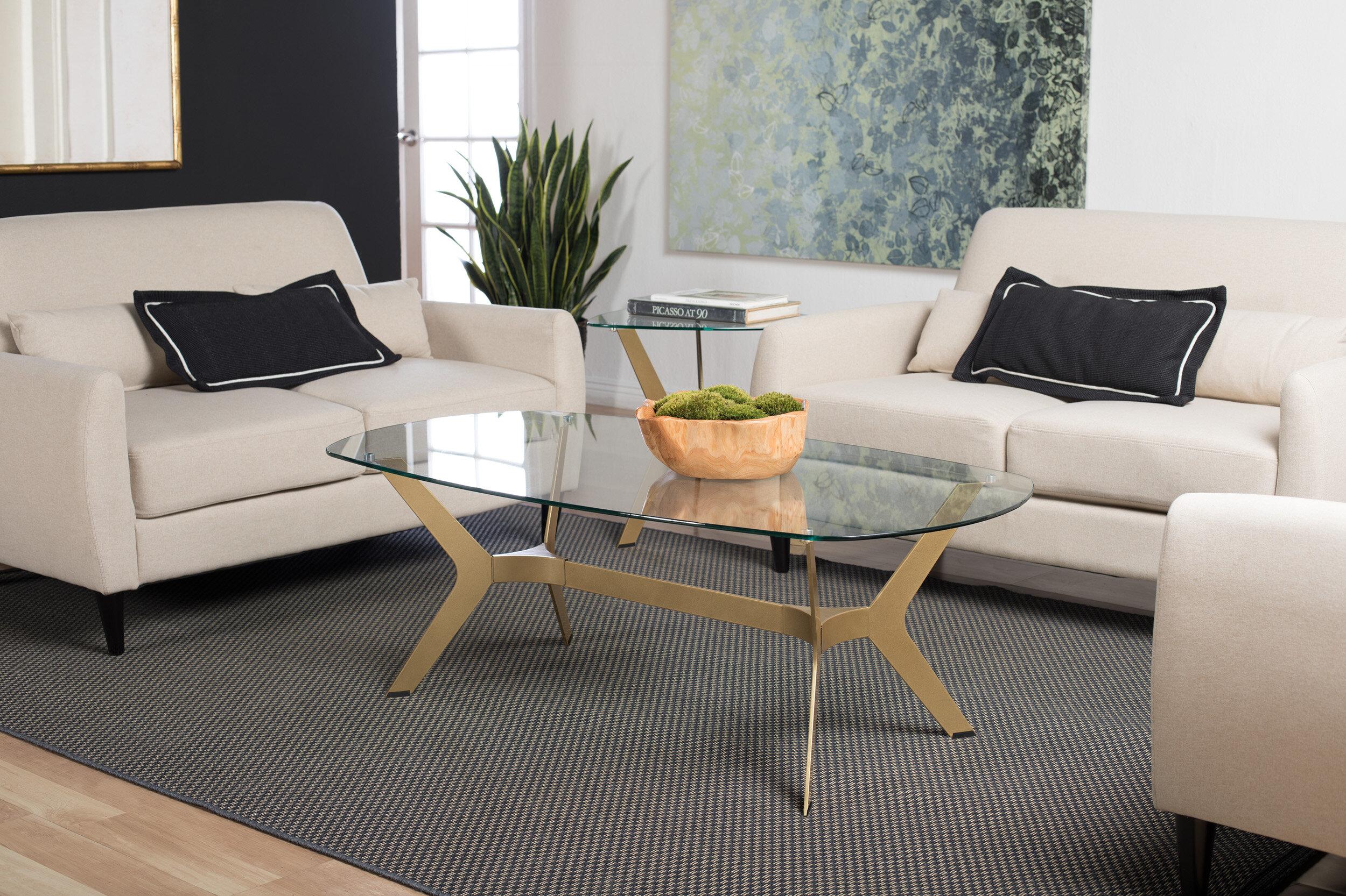 Studio Designs Home Archtech 2 Piece Coffee Table Set Reviews Wayfair