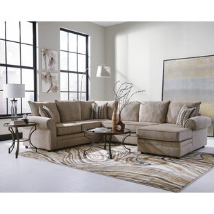 Darby Home Co Cresskill Large Sectional