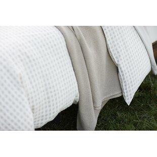 Coyuchi Birch Cotton and Linen Duvet Cover Collection