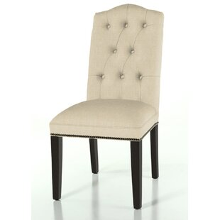 York Upholstered Dining Chair by Sloane Whitney Looking for