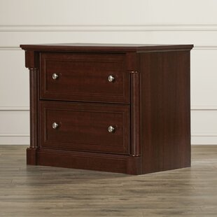 Bon Walworth 2 Drawer Lateral Filing Cabinet