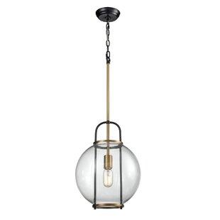 Brayden Studio Vasbinder 1-Light Pendant