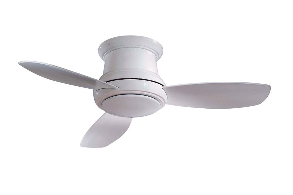 44 concept ii 3 blade led ceiling fan reviews birch lane 44 concept ii 3 blade led ceiling fan aloadofball Gallery