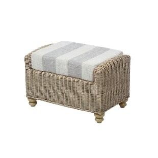Alison Footstool By Beachcrest Home