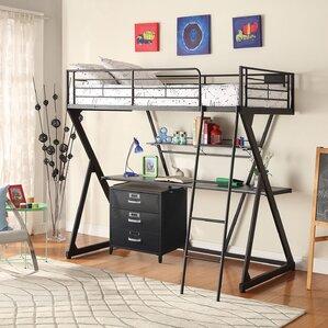 Zazie Loft Bed by ACME Furniture