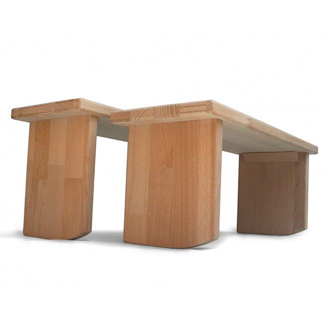 lotus design k chenbank meditation aus holz. Black Bedroom Furniture Sets. Home Design Ideas