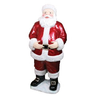 led santa greeter