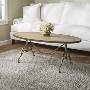 Distressed Coffee Table by Birch Lane™ Heritage