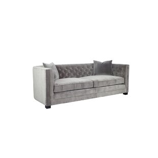 Maestas Chesterfield Sofa by Rosdorf Park Wonderful