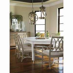Blackburn 7 Piece Dining Set by Rosecliff Heights