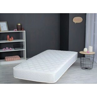 Neace Open Coil Mattress By Symple Stuff