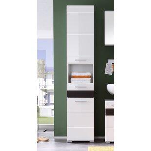 Chelwood 37 X `182cm Tall Bathroom Cabinet By Wade Logan