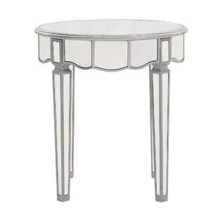 Rosdorf Park Orpha Contemporary End Table