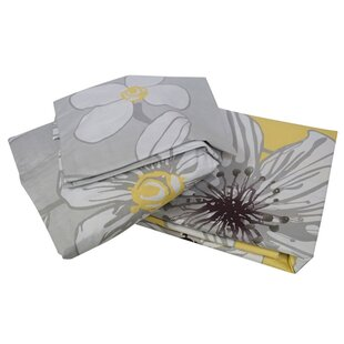 LeFevre Buttercup Haze 100% Cotton Sheet Set