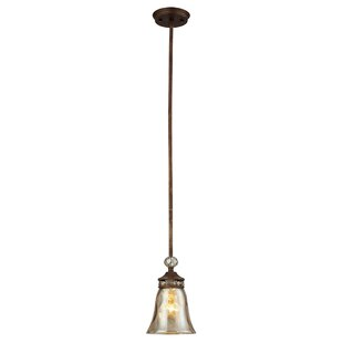 Astoria Grand Eastlake 1-Light Cone Pendant