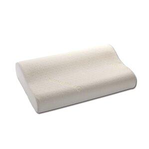 Lotus Curved Memory Foam Pillow by Hokku Designs