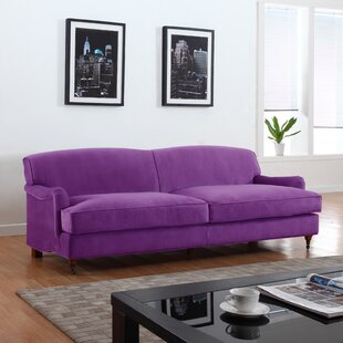 Mid-Century Modern Large Sofa