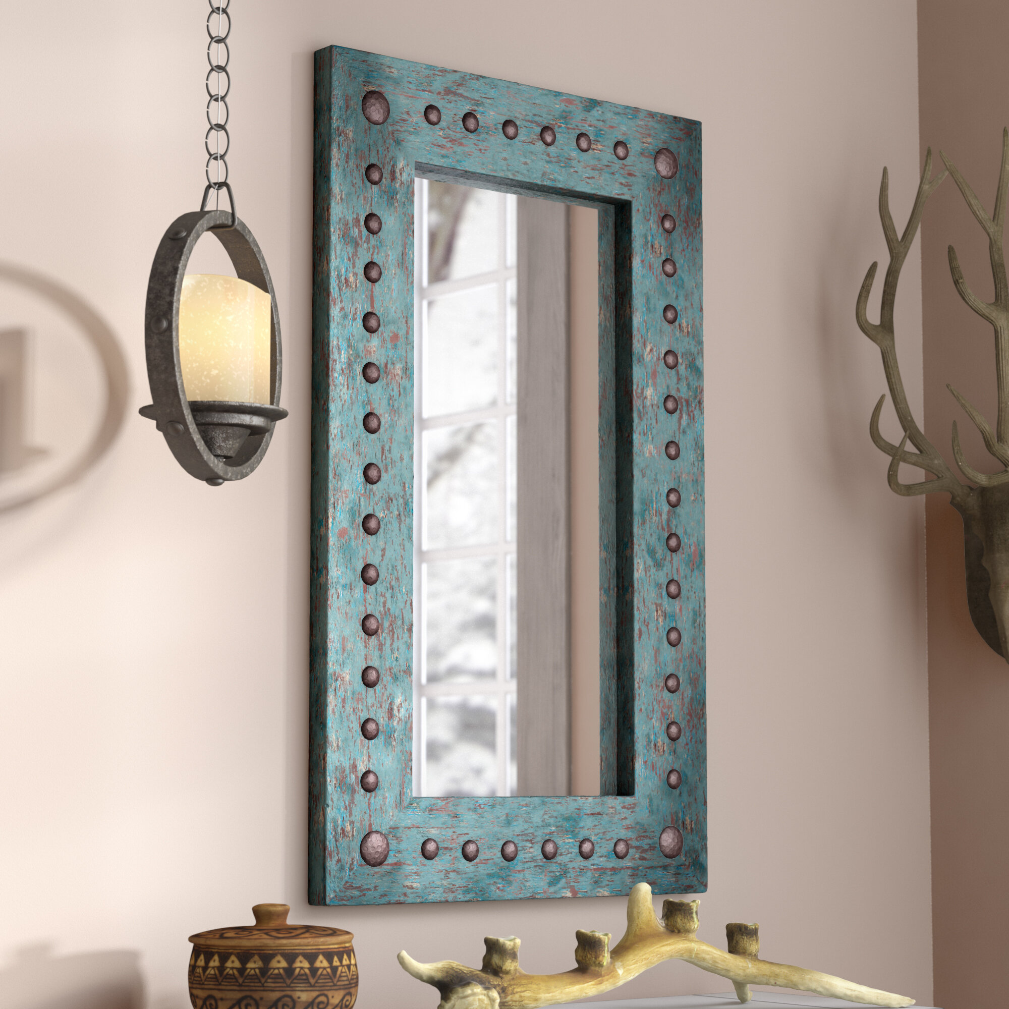Bathroom Vanity Cottage Country Mirrors You Ll Love In 2021 Wayfair