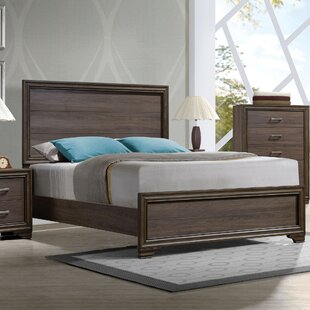 Bowne Panel Bed by Ivy Bronx Great price