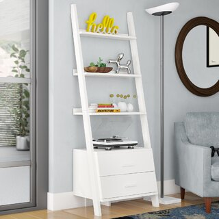 Antoninus Ladder Bookcase by Mercury Row SKU:EB843348 Buy