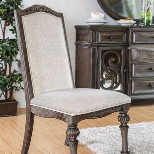 Canora Grey Pennington Upholstered Dining Chair (Set of 2)
