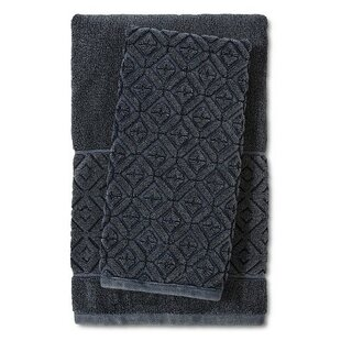 Annawan Diamond 100% Cotton Bath Towel