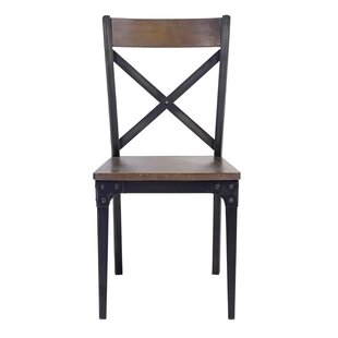 Design Tree Home Herringbone Side Chair