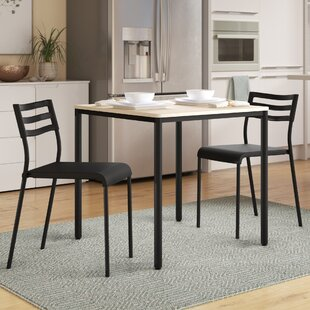 Recinos 3 Piece Dining Set