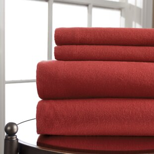 Amity 100% Cotton Flannel Sheet Set