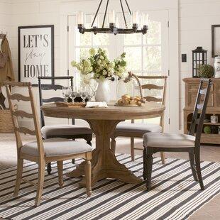 One Allium Way LaSalle 5 Piece Dining Set