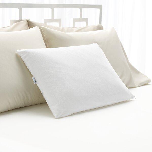Sleep Innovations 2-in-1 Ventilated Memory Foam Pillow Standard