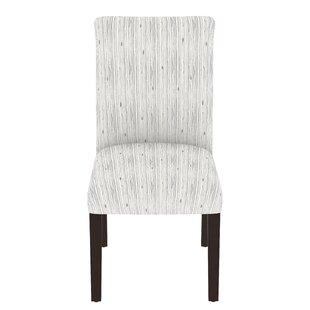 Brayden Studio Karen Stripe Parsons Chair