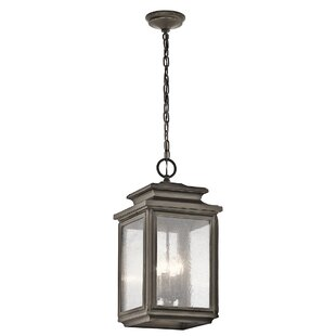 Wiscombe Park 4-Light Outdoor Hanging Lantern