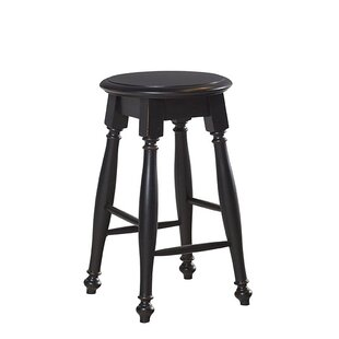Pedro 24 Bar Stool (Set of 2) World Menagerie