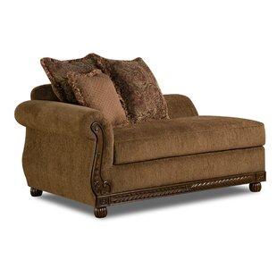 Simmons Upholstery Freida Chaise Lounge