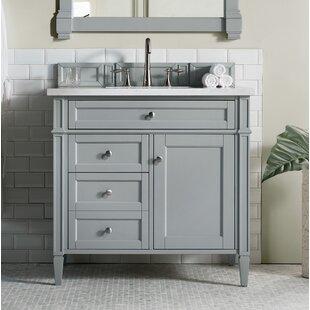 Dussault 36 Single Bathroom Vanity Set by Darby Home Co