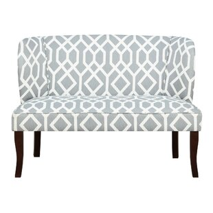 Shop Baum Settee by Bungalow Rose