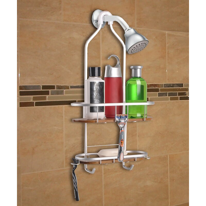 Magnificent 2 Tier Shower Caddy Model - Bathtubs For Small Bathrooms ...