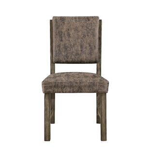 Stickley Upholstered Dining Chair (Set of 2) Millwood Pines