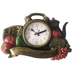 Analog Kitchen Plastic Wall Clock
